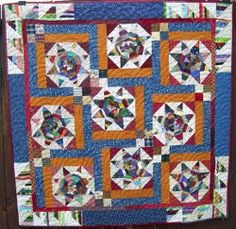 Out on a String Quilt