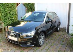 Audi A1 TFSI S Tronic Ambition
