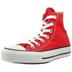 Converse Converse Chuck Taylor All Star Core Hi Youth Round Toe Canvas... (€42) ❤ liked on Polyvore featuring men's fashion, men's shoes, men's sneakers, red, shoes, mens red sneakers, mens canvas shoes, converse mens shoes, g star mens shoes and mens red canvas shoes