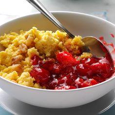 Dump Cake Recipes, Potluck Recipes, Dessert Recipes, Dump Cakes, Slow Cooker Desserts, Slow Cooker Recipes, Crockpot Recipes, Crockpot Deserts, Easy Recipes