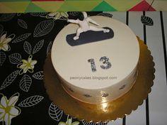 Fencing cake