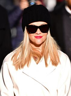 Reese Witherspoon Showed Us Her Real Hair Color — & Even She's Surprised Fall Winter Outfits, Winter Wear, Winter Fashion, Adriana Lima Victoria Secret, Victoria Secret Fashion, Reese Whitherspoon, Natural Brown Hair, Reese Witherspoon Style, Irina Shayk