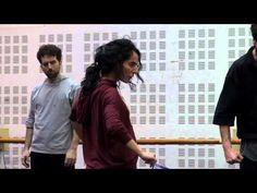 MERCEDES RUIZ Montaje de Zaguán. Ballet Nacional de España