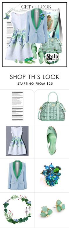 """Office Style"" by ul-inn ❤ liked on Polyvore featuring COVERGIRL, Arche, Emma Fox, Racil, Kate Spade and Mixit"