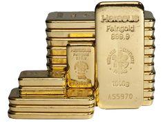 Riešenie znie: Zlato