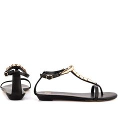 Truth or Dare By Madonna Women's Munos - Black ($63) ❤ liked on Polyvore featuring shoes, sandals, truth or dare by madonna, ankle tie shoes, black ankle strap sandals, black shoes, ankle wrap sandals und black sandals