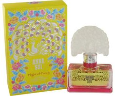 This perfume was created by Designer Anna Sui and is floral/fruity fragrance for women. Top notes are luminous; litchi, Java lemon and yuzu notes, soft heart notes of Rose blossom, Star Magnolia and Purple Rain Freesia. The base notes are a perfect ending to this scent, with notes of light wood, amber crystals and skin musk.