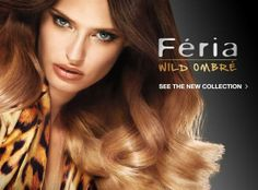 Whom would not fall head over hills for the mysterious, cat-like figure inside Bianca Balti? The Italian SuperModel steals the show with 'Féria Wild Ombré' by L'Oréal Paris Makeup Ads, Bianca Balti, Beautiful Hair Color, Beauty Companies, L'oréal Paris, About Hair, Anti Aging Skin Care, Loreal, Best Makeup Products