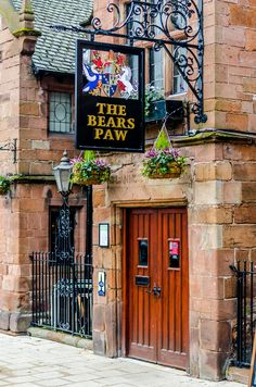 The Bears Paw - Frodsham, Cheshire, England