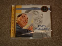 Fats Waller By Fats Waller Members Edition (CD, Music, Jazz, Picture Disc, New) #VocalJazz