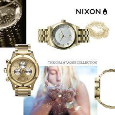 Nixon: The Champagne Collection & Jen Smith