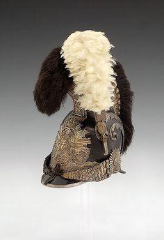 French; Garde du Corps du Roi M1814 Officers Helmet