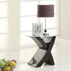 Tremendous Furniture Of America Cm4170 Halawa End Table End Tables Uwap Interior Chair Design Uwaporg