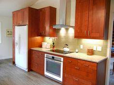 Brown Kitchens Medium And Kitchen Cabinets On Pinterest