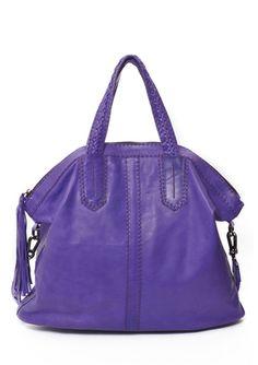 Carla Mancini Vivienne Leather Shoulder Bag 73