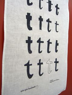 t for...