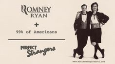 #Romney and #Ryan can't connect with the average American.