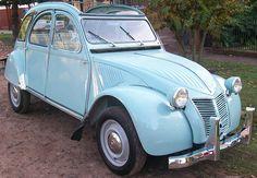 Citroen 2CV 1958.  http://www.arcar.org/citroen-2cv-1958-50041