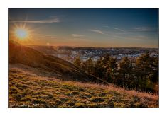 Sunset in Halden Photo L, Norway, Past, Explore, Mountains, Sunset, Travel, Sunsets, Past Tense