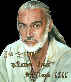 Le grand Sean Connery