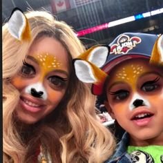 Beyonce posted a cute Instagram photo with Blue Ivy using the deer Snapchat filter and now fans are on the hunt for her secret account — see the pic