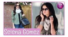 How To Get this #SelenaGomez Look in a simple video #tutorial #beauty #style #clothes