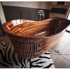 "NK WOODWORKING | SEATTLE ""NOW THIS IS A BATH TUB!"""