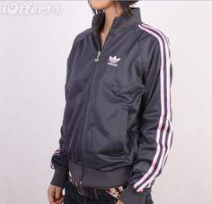 2ed2a888ef20 Adidas Tracksuit Grey   Pink Adidas Tracksuit