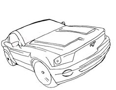 free mustang coloring pages with printable mustang coloring pages for kids