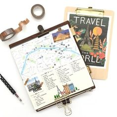 Our Favorite Tips for Keeping a Travel Journal - www.AFriendAfar.com