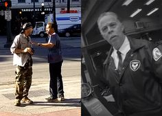 These 2 Street Photographers Deal with Angry People in Very Different Ways | PetaPixel