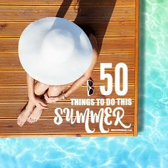 Summer time will be here before we know it! Just thinking about summer vacation, last day of school, long lazy summer days, and an endless amount of fun makes my heart happy! Today I'm sharing 50 Things to Do This Summer! Use as many of these ideas as you want, add to the list, [...]