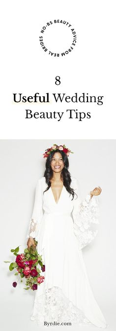 Useful wedding beauty tips. Bride Beauty Tips + Timeline + Plan + Routine