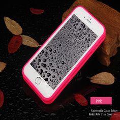 Waterproof transparent Case for iPhone 5 6 plus Phone Bag Cover coque i plus capa para Iphone 5s Covers, Iphone Cases, Rubber Iphone Case, Iphone 6 Design, Waterproof Phone Case, Iphone Models, Apple Iphone 6, 6s Plus, Iphone 7 Plus