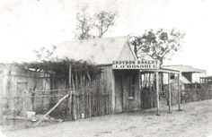 J.O'Donohoe Croydon's Bakery in Northern Queensland in 1890.