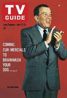 Rankin/Bass-historian: Ed Sullivan's Birthday