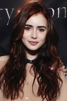 Lily Collins para a Premiere de City Of Bonés.