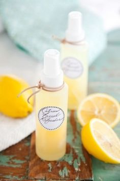 8 DIY Beauty Products