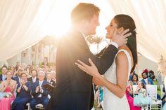 Luciana & Daniel {destination wedding: Cancún}   Mariée: Inspiração para Noivas e Casamentos
