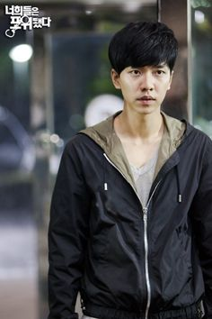 You're All Surrounded Photo Sketch 30 – Lee Seung Gi | Everything Lee Seung Gi