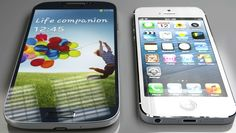 iPhone 5 vs Samsung Galaxy intr-o comparatie a dimensiunilor Samsung Galaxy S4, Iphone 5s, Smallest Smartphone, Fifth Generation, Apple Inc, Ipod Touch, Galaxies, Cool Things To Buy, Android