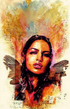 Maya Lopez / Echo by David Mack