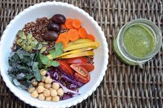 Nourish Bowl low FODMAP. Tastes good, but the red quinoa didn't sit well with me. Will go back to normal or maybe a blend?
