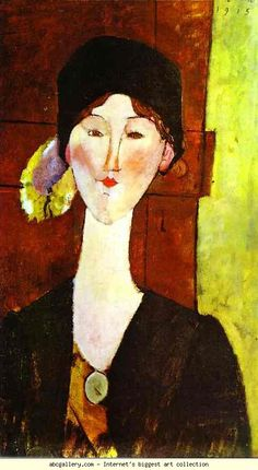 Amedeo Modigliani's Beatrice Hastings