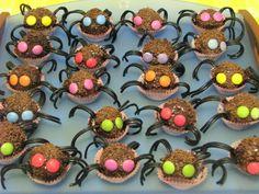 """Varomeando: Fiesta de Halloween: """"Arañas"""""""