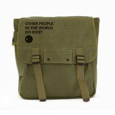 Backpack, Military Backpack, Basic Canvas Backpack, Travel Backpack