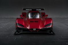 Mazda RT24-P : Prête pour la réglementation DPi