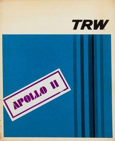 TRW press kit for Apollo 11 Apollo Moon Missions, Apollo 11 Mission, Apollo Space Program, Nasa Space Program, Book Design, Cover Design, Airplane Magazine, Signature, Space Race