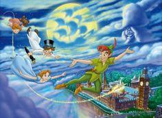 Peter Pan (130 pieces)
