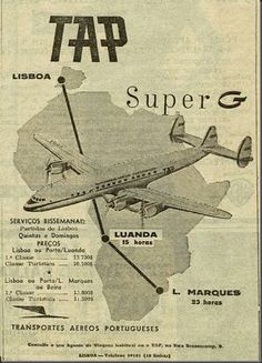 "Restos de Colecção: Aviões ""Super-Constellation"" da TAP Vintage Advertisements, Vintage Ads, Funny Vintage, Vintage Photos, Super Constellation, Nostalgia, Old Signs, Retro Futurism, Vintage Travel Posters"